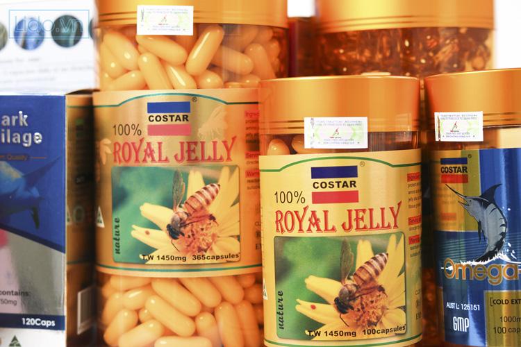 Viên Sữa Ong Chúa Royal Jelly Costar Úc