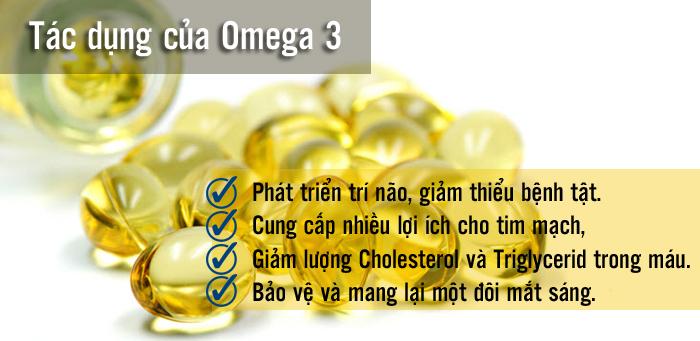 Viên nang uống Dầu Cá Omega 3 1000mg 365 viên