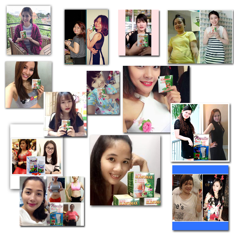 Newslim beauty khach phan hoi mua hang