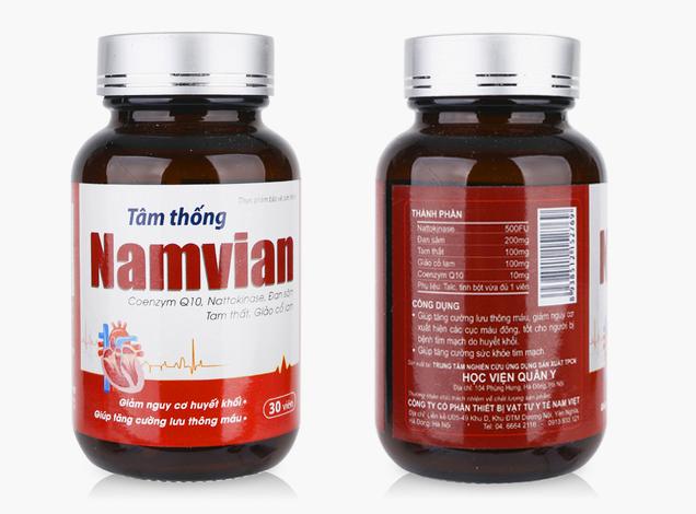 Tâm Thống Namvian Hvqy