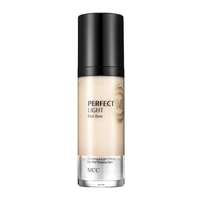 Kem lót sáng da MCC Perfect Light Real Base #20 Pure Beige