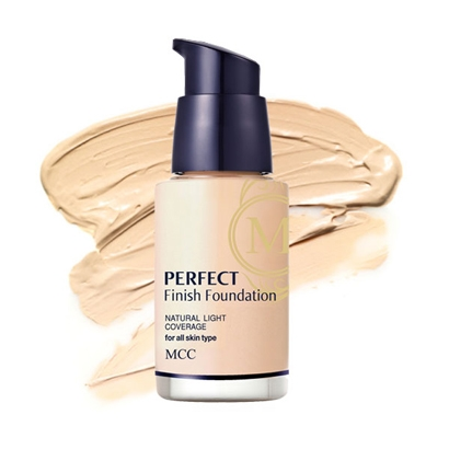 Kem nền MCC Perfect Finish Foundation #19 Nude Beige