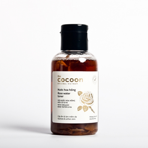 Nước hoa hồng the cocoon 140ml - Rose water toner