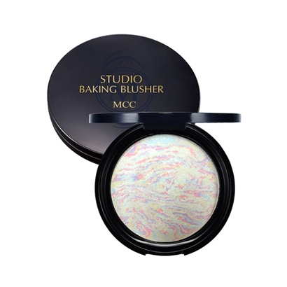 Phấn má MCC Studio Baking Blusher #01 Crystal White