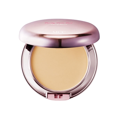Phấn nén MCC Purity Twin Pact Cherry Blossoms SPF30/PA++ #21 Light Beige